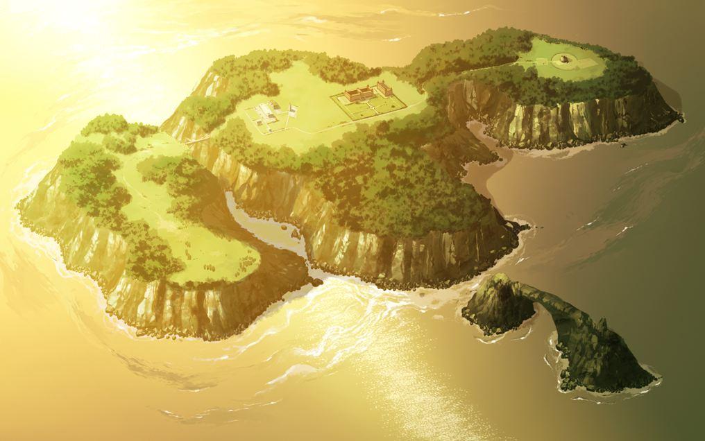 Island Shot