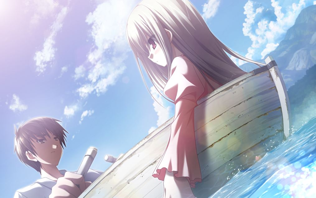 Ryou and Sion